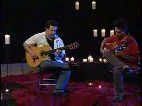 Sands of Egypt - Latin Jazz guitar