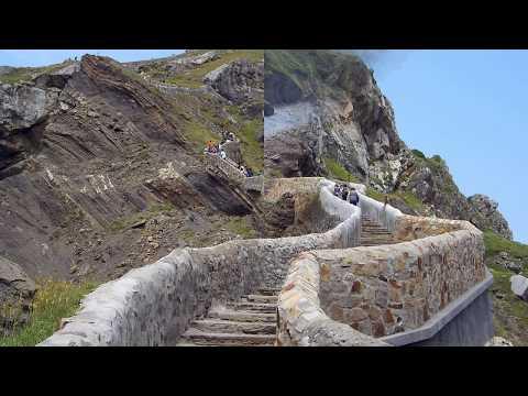 Gaztelugatxe Island, Bay of Biscay - Basque, Spain