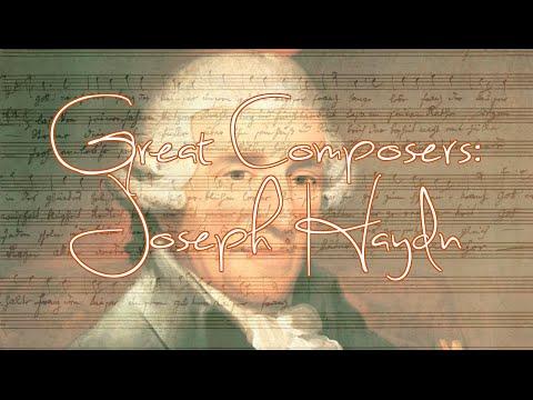 Great Composers: Franz Joseph Haydn