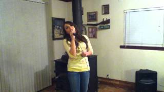 Samantha Baggett Coal Miners Daughter Cover