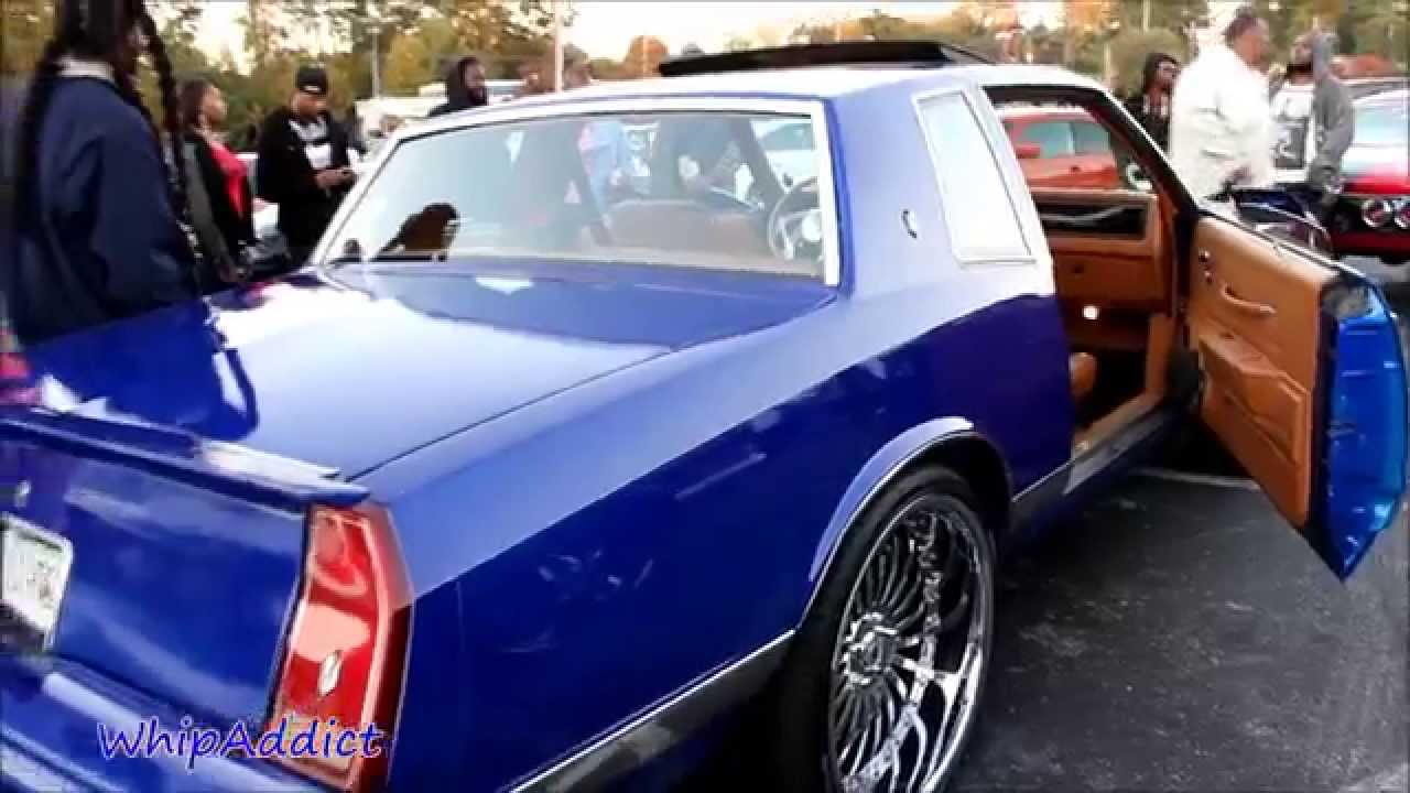 70 Monte Carlo Gold Whipaddict Chevrolet Ls On Asanti 22s Youtube