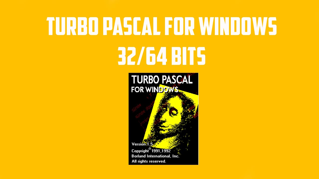 1.5 PASCAL TÉLÉCHARGER TURBO