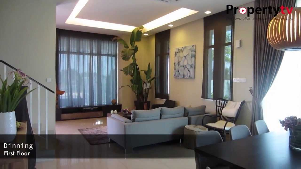 Austin residence double storey terrace taman mount austin for Where can i watch terrace house