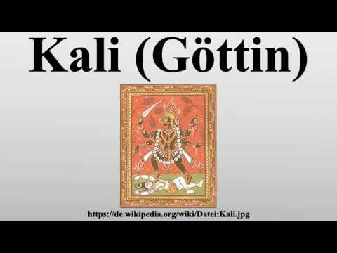 Kali (Göttin)