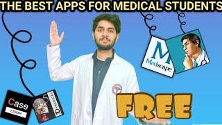 Best apps for medical students | app for CLINICAL CASE | Medscape  (2020) | DOCTOR DARK screenshot 3