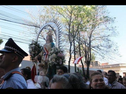 Procesión Nuestra Señora de la Asunción
