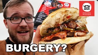 BURGERY INNE NIŻ WSZYSTKIE - Balkan Burger | GASTRO VLOG #100