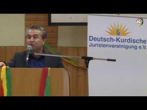 Benefizveranstaltung In Marburg - Rede Von Ferhat Akman