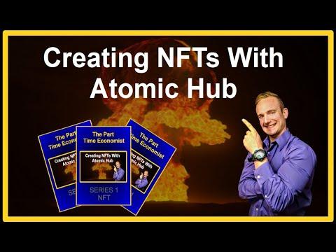 Create Your Own NFT on the WAX Blockchain