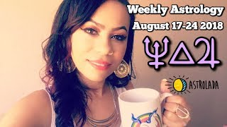 Video Weekly Horoscope for Aug 17th - 24th, 2018 & Celebrity Coffee Talk! | Bella & The Weeknd download MP3, 3GP, MP4, WEBM, AVI, FLV Agustus 2018