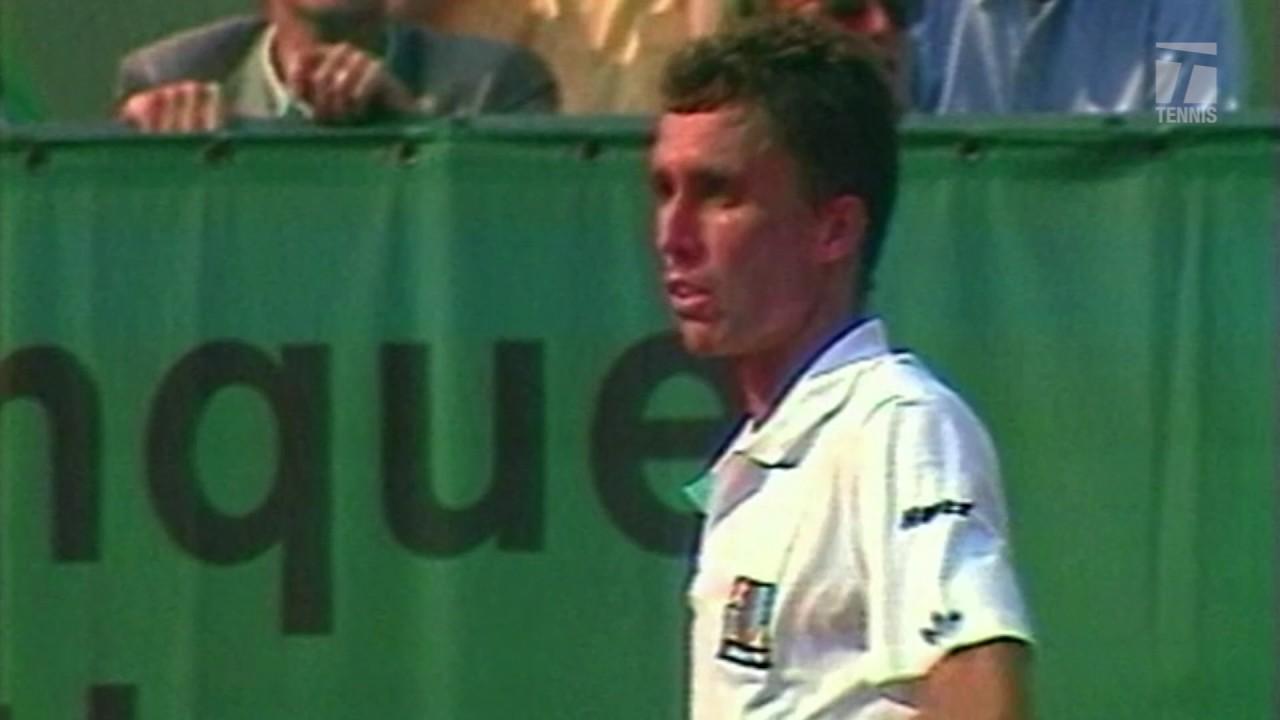 Tennis Express TenniStory Michael Chang