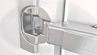Blum Clip Top Blumotion Hinges - How It Works - from HPP