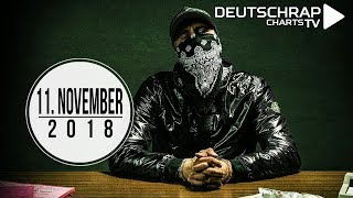TOP 20 Deutschrap CHARTS   11. November 2018