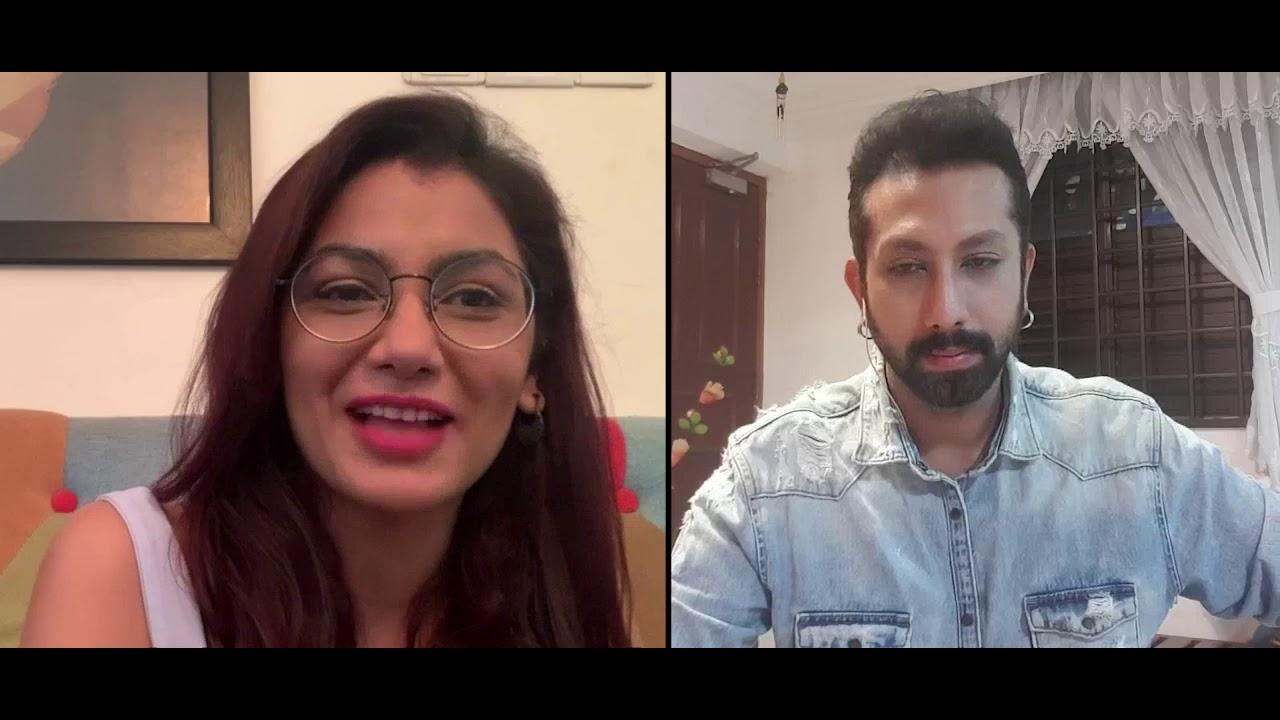 Lockdown with KP Sandhu - Sriti Jha - part 3