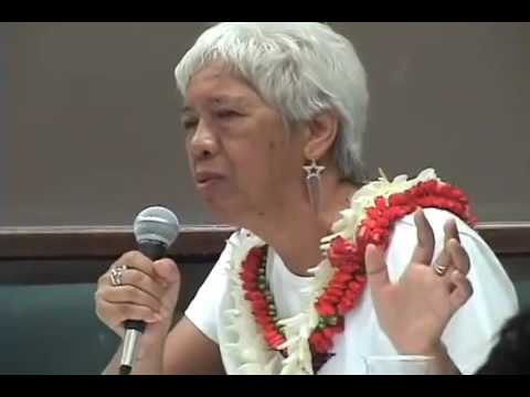 Truth VS akaka bill by Dr. Lynette Cruz