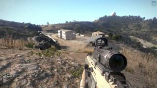 ARMA 3 - Campaign Gameplay