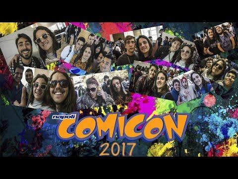 Napoli Comicon 2017- VLOG