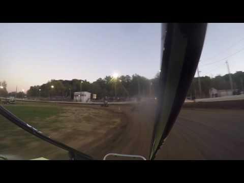 US 24 Speedway Senior Heat Race 10-8-2016