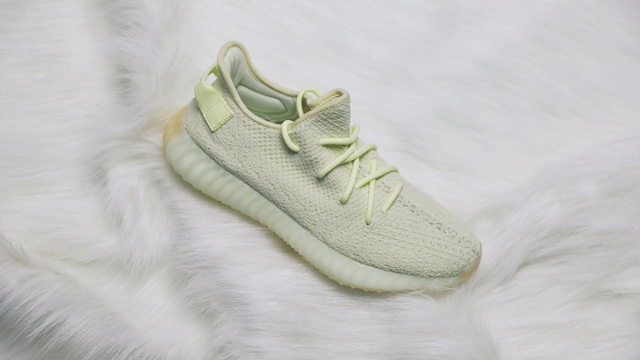 competitive price 5a972 0be1f Kicksvision   adidas Yeezy BOOST 350 V2 Butter First Look Unbox Video