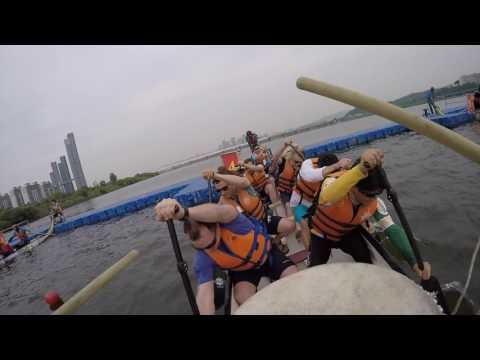 Seoul Dragon Boat Races