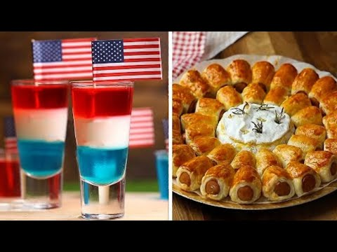 18 Tasty 4th of July Party Recipes