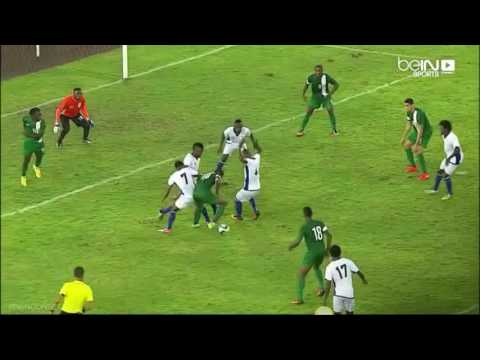 Nigeria 1 - 0 Tanzania Highlights (AFCON 2017 Qualifiers)