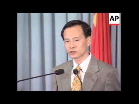 CHINA: GRATITUDE TO GUATEMALA AND DOMINICAN REPUBLIC OVER TAIWAN