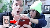 Dad REACTS to my CAMERA ROLL!! *Bad Idea*