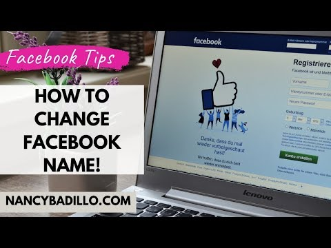 How to Change My Profile Name on Facebook 2020: Follow These Steps! from YouTube · Duration:  1 minutes 41 seconds