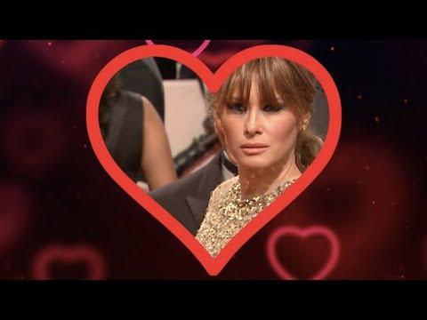 Donald Trump's Valentine's Day Card To Melania Trump