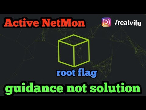 HTB- NetMon | root ownd | Active Machine | GuidanceNot Solution