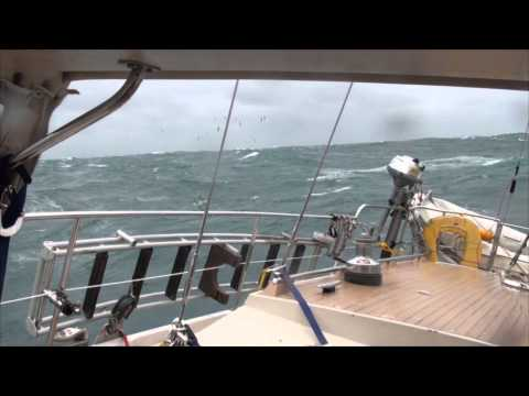 North Atlantic storm