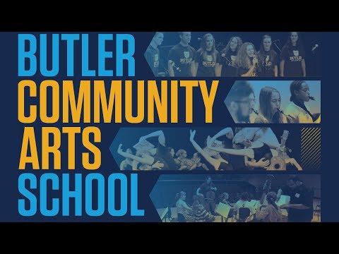 Butler Community Arts School Promotional Video