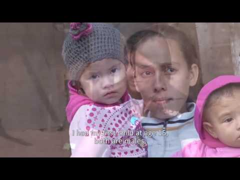 Embarazo adolescente: Historia de vida