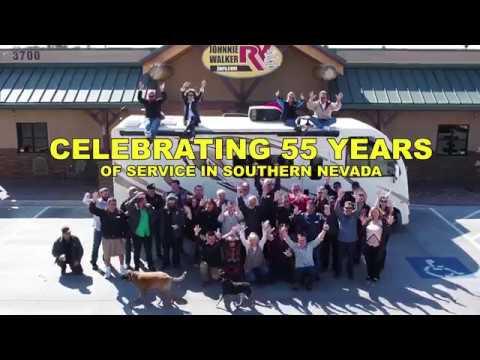 Johnnie Walker RV 55th Anniversary Sale - Johnnie Walker RV