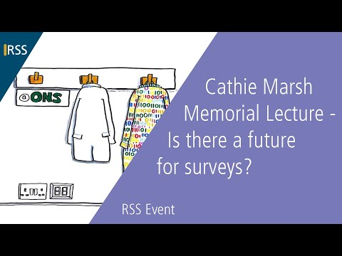 2018 Cathie Marsh memorial lecture - Is there a future for surveys?