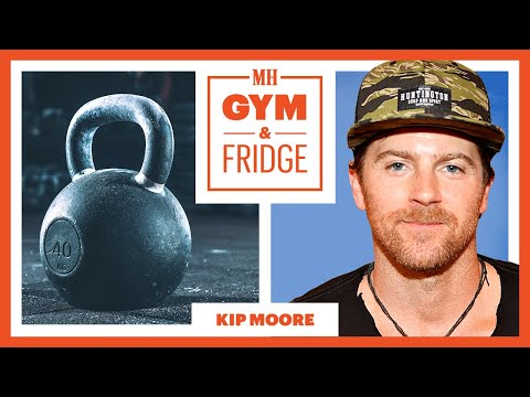 Cindy Spicer - Watching Kip Moore's New Workout Video...is Inspiring :)
