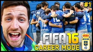 Real Oviedo Career Mode #1 - WE