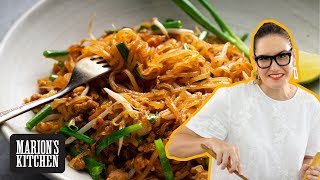 The Spicy Thai Noodles You'll Love More Than Pad Thai - Pad Mee Korat - Marion's Kitchen