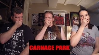 """Carnage Park"" Trailer Reaction - The Horror Show"
