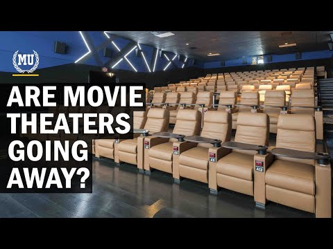 Will Movie Theaters Survive? | Are Movie Theaters Dying? | Future Of Movie Theaters