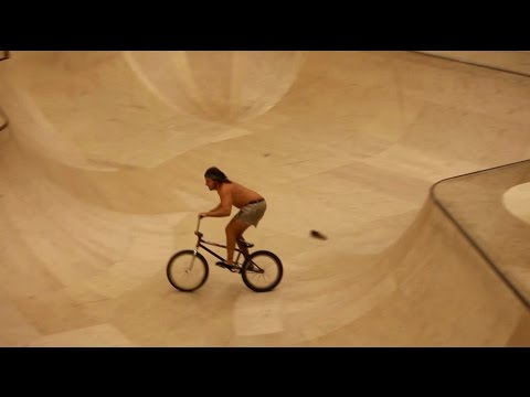 Insane Tricks on BMX Bikes at Battle of Hastings, Dude! (RAW)