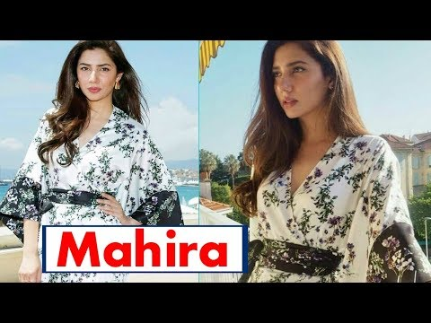 💖 Mahira Khan at Cannes Film Festival 2018 💖 Mahira Khan Cannes Videos