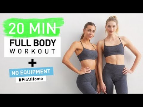 20-min-full-body-workout-//-no-equipment-+-calorie-burner-//-sanne-vloet-#fitathome