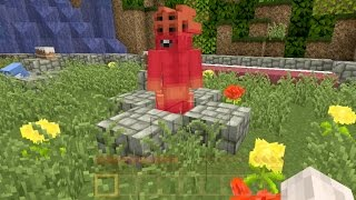 Minecraft Xbox - Castaway Oasis - Hunger Games