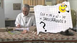 Pääsiäsisunnuntai - miten lasketaan päivä ko. vuodelle? MTV3 21.4.2011