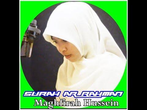 Download Lagu Maghfirah M Hussein Surat Ar Rahman Full Official Video HD1