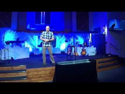 Cold Springs Church, April 15, 2018, Sermon