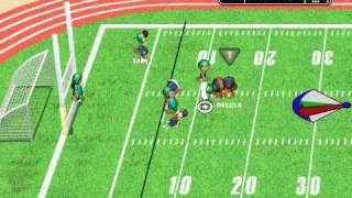 Backyard Football 2002 Season Playthrough: Game 8 - Chicago Bears vs. Electric Hornets