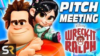 Wreck-It Ralph Pitch Meeting
